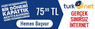 Türknet Abonelik